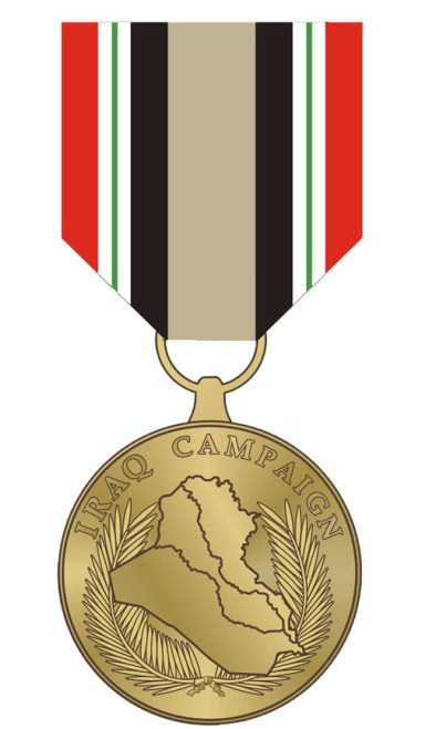Opinion:  The Third Iraq War Deserves Its Own Campaign Medal