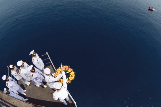USS Houston Dive Report Finalized