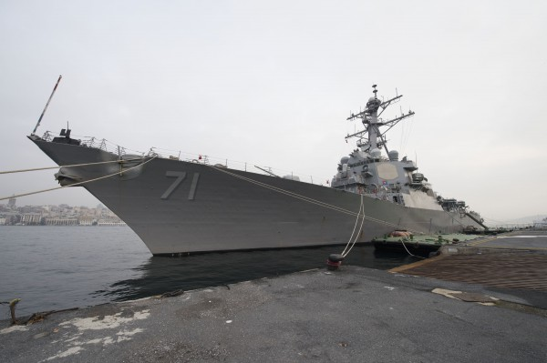 USS Ross Leaves Istanbul, Assault on Sailors Under Investigation