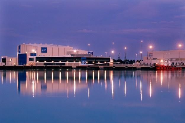 ASC's facility in Adelaide, Australia. ASC Photo