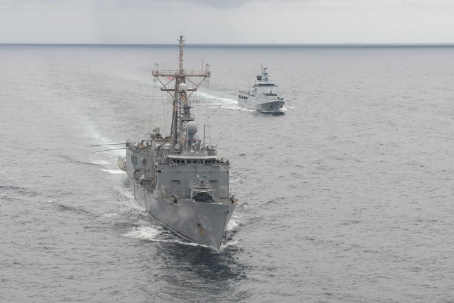 Taiwan Wants to Buy U.S. Frigates Despite Chinese Objections
