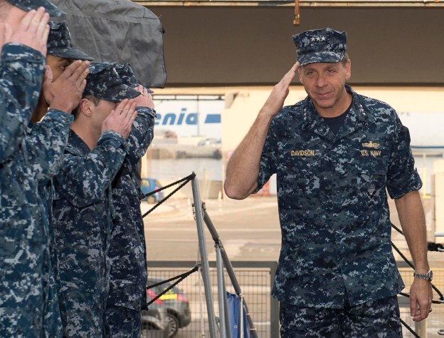 SNA: Fleet Forces Training Will Incorporate Lessons from New CO's 6th Fleet Tour