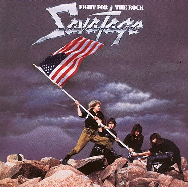 Savatage – Fight for the Rock, 1986