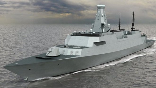U.K Ministry of Defence Awards BAE Systems $1.32 Billion for New Royal Navy Ship Class