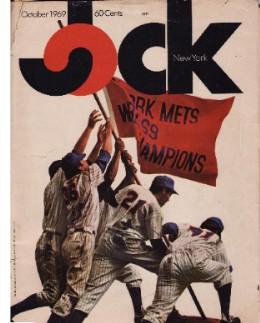 Jock magazine, 1969
