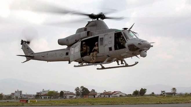III MEF Commander: 6 Marines, 2 Nepalese Soldiers Likely Dead in Nepal Huey Crash