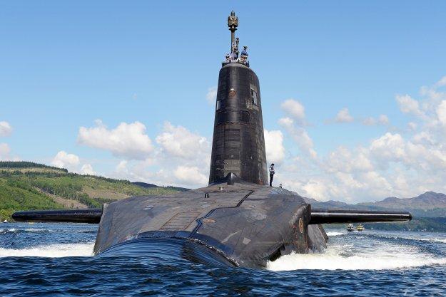 U.K. Election Result Boosts Royal Navy Ballistic Missile Submarine Program