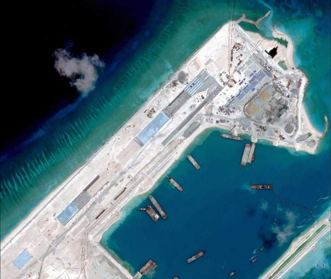 Essay: China's Island Building Campaign Could Hint Toward Further Expansions in Indian Ocean