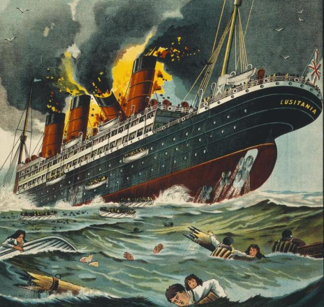 The Sinking of Lusitania at 100: Reports of the Day