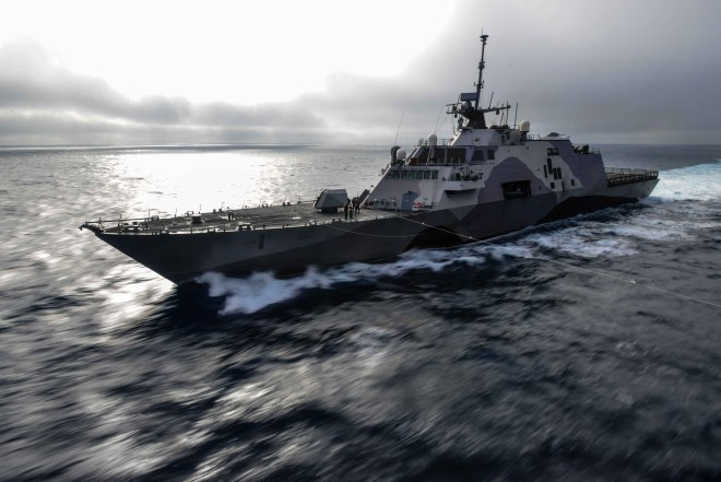 Document: Report to Congress on U.S. Navy's Littoral Combat Ship Program