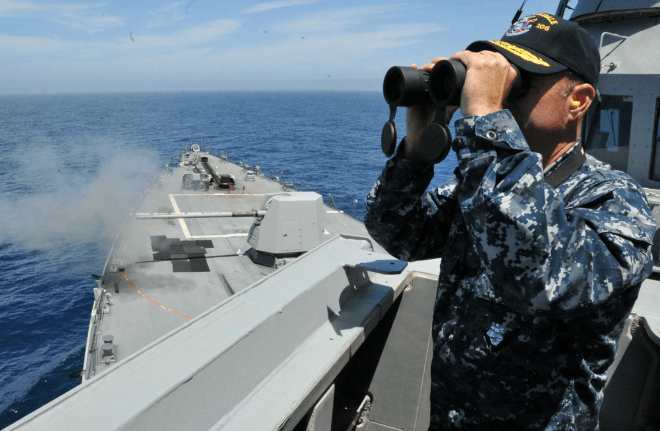 Navy Stands Up Development Command to Breed Elite Surface Warfare Officers