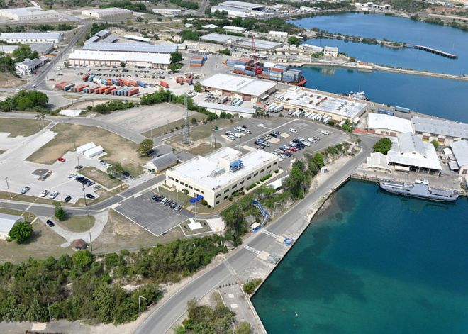 SECDEF Carter: 'No Plans' to Turn Over Naval Station Guantanamo Bay to Cuba