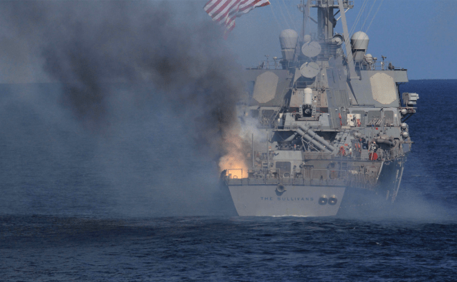 USS The Sullivans Only Requires $100K in Repairs Following July Missile Failure