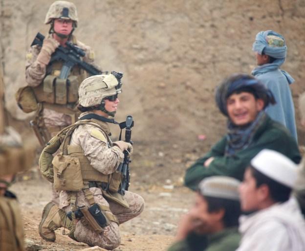 Document: Report to Congress on Women in Combat