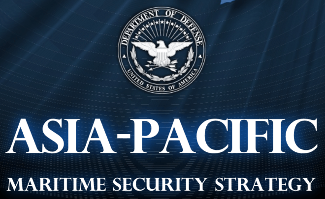 Document: Pentagon's Asia-Pacific Maritime Security Strategy