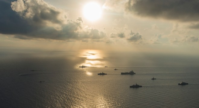 China: Military Facilities on South China Sea Artificial Islands are 'For Defense Purposes Only'