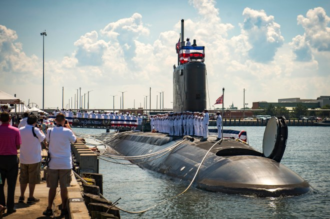 Navy Preparing for Next-Generation Attack Submarine SSN(X) Decisions in 2024