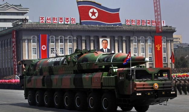 Ambassador: North Korea Needs to Give Up Nuclear Weapons Before Disarmament Negotiations Can Continue