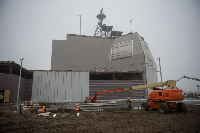 Aegis Ashore Site To Reach 'Technical Capability Declaration' This Week, But Not Operational Until Early 2016
