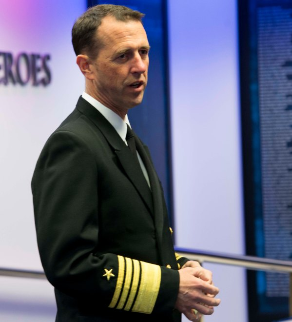 CNO: Navy Needs More Agile Procurement To Keep Pace With '4-Plus-1' Threat Set