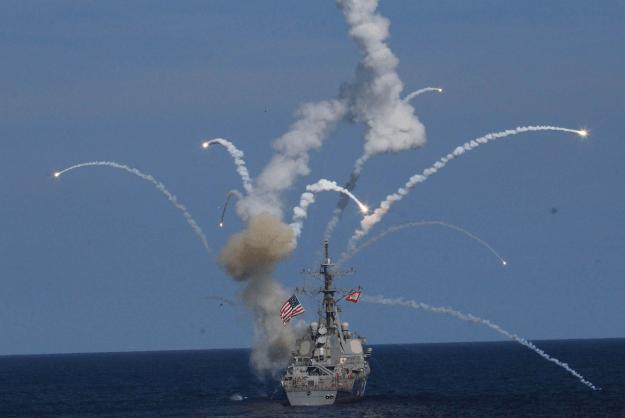 Top Stories 2015: U.S. Navy Operations