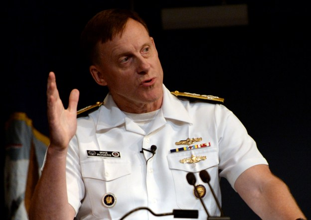 NSA Director Rogers Talks About the Future of Encryption