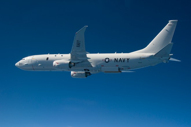 Boeing Awarded $2.46B Deal for 16 U.S, 4 Aussie P-8A Poseidons