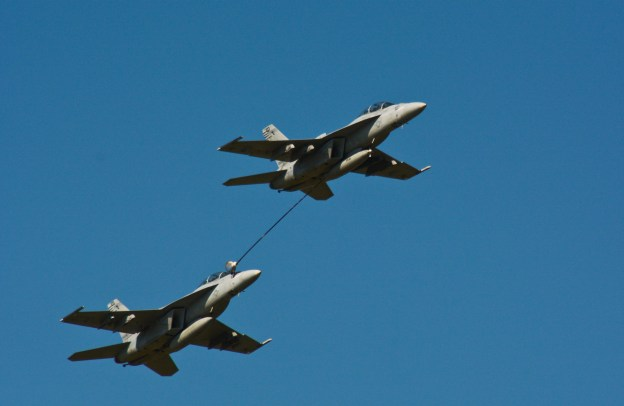 CNO: Navy Should Quickly Field CBARS To Ease Tanking Burden on Super Hornets