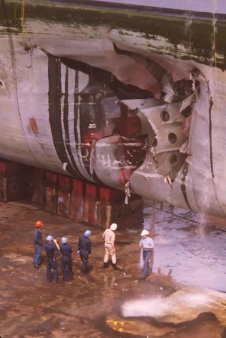 Essay: When it Comes to Ship Survivability, Prayer Isn't Enough