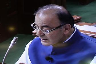 Two years' bonus for central government employees: Arun Jaitley