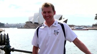 Former Australian fast bowler Brett Lee to shoot for 'Bhabi Ji Ghar Par Hain!'