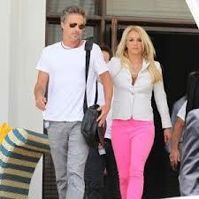 Britney Spears & Jason Trawick