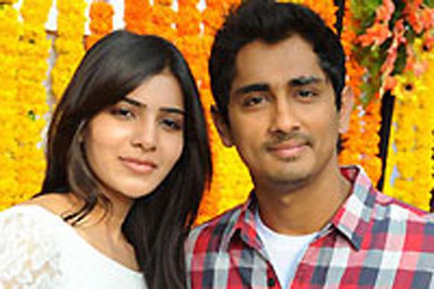 Siddharth & Samantha