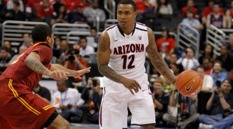 """Pac-10 powerhouse Arizona has one of the lowest percentage of African American basketball players of teams playing in this year's NCAA Tournament./Photo Credit"""" Bryan Covarrubias/news4usonline.com"""