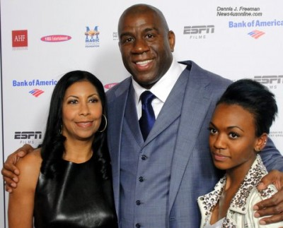 "Magic Johnson Brings Real Truth in ""The Announcement"""
