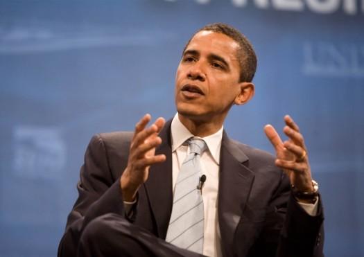 President Barack Obama revved up the pressure on Mitt Romney during the second 2012 presidential debate.