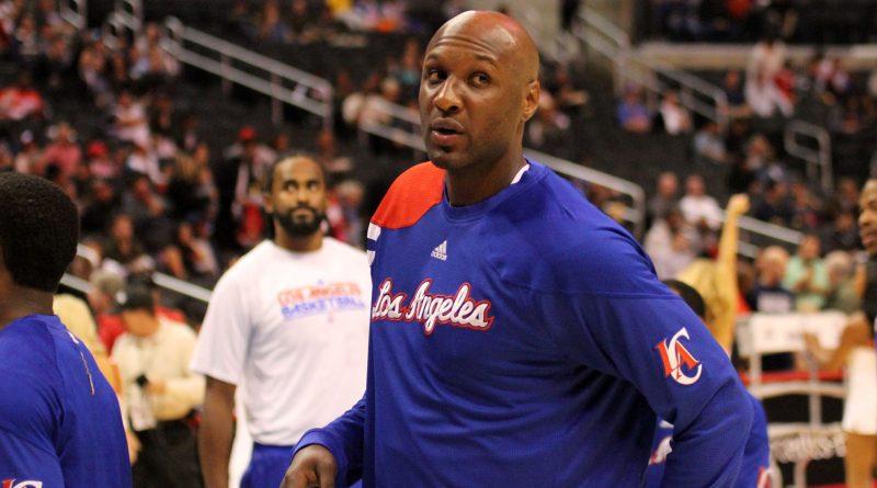 Lamar Odom is rounding back into the force that earned the NBA's Sixth Man Award. Photo Credit: Burt Harris/News4usonline.com