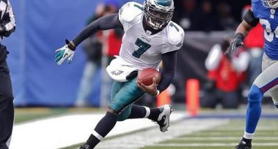 Michael Vick looks ready to do his thing in 2013.