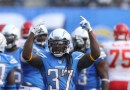 Chargers get defensive against Cardinals