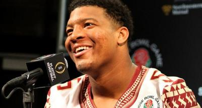 Florida State quarterback Jameis Winston is looking for another title shot. Photo: News4usonline.com