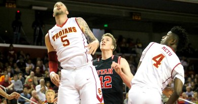 Hiccups cost Trojans NCAA advancement