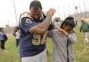 Rams show their Play 60 side