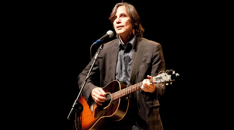 Taking it easy with Jackson Browne