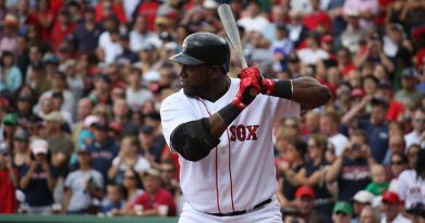 Saying good-bye to 'Big Papi'