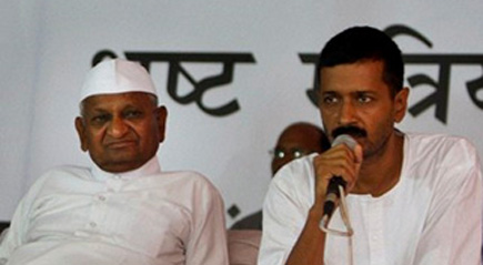 Team Anna ready for political role, to end fast