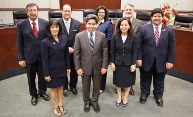 Rancho Santiago Community College District Board of Trustees 2013