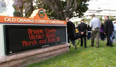 OC Victims' Rights March and Rally