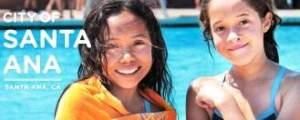 Santa Ana swimming