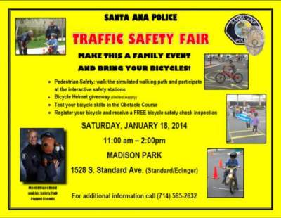 SAPD Traffic Safety Fair
