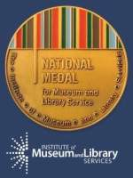 Santa Ana Public Library honored with medal